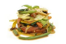 Free Vegetable Salad Stock Image - 23895801