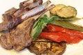 Free Lamb Dinner Stock Images - 2393994