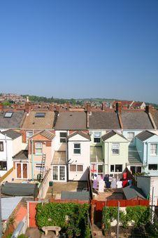 Free Victorian Housing Stock Photo - 2390420