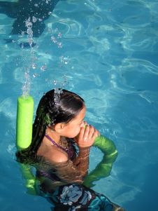 Free Water Fun Royalty Free Stock Photos - 2391408