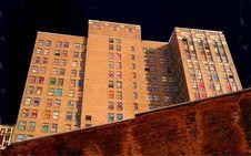Free Building Murals Stock Image - 2391431