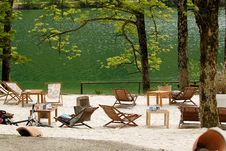 Free Lakes Beach Stock Image - 2391671