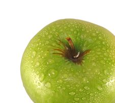 Free Green Apple Royalty Free Stock Photo - 2391835