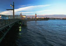 Free Fragment Of The Palace Bridge Stock Image - 2392031