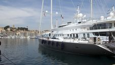 Free Cannes Port Stock Images - 2392254