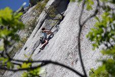 Free Rock Climbing Stock Photo - 2394490