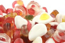Free Jelly Sweet Royalty Free Stock Photo - 2394815