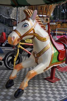 Free Fairground Ride Royalty Free Stock Images - 2395199