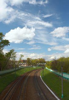 Free Railway Stock Image - 2396131