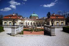 Free Castle - Czech Buchlovice Stock Photography - 2397282