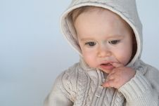 Free Sweater Baby Stock Images - 2397284