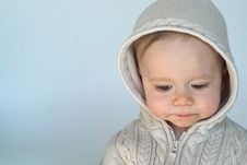 Free Sweater Baby Stock Photography - 2397292