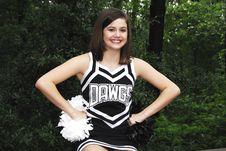 Free Cheerleading Stock Images - 2398524