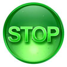 Free Stop Icon. Stock Photo - 2398630