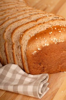Free A Loaf Of Multi Grain Bread Stock Image - 2398991
