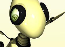 Free Robot Bird Stock Photo - 2399520