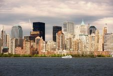 Free Lower Manhattan Stock Photography - 2399672