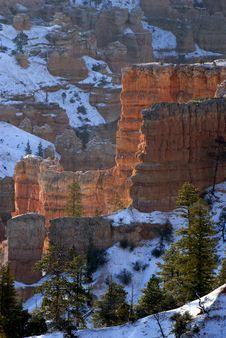 Free Bryce Canyon Glows Stock Images - 2399714