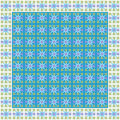 Free Turquoise Pattern Royalty Free Stock Images - 23909609
