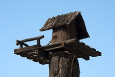 Free Birdhouses Royalty Free Stock Photos - 23902568