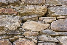 Free Old Stone Wall Stock Photos - 23904073