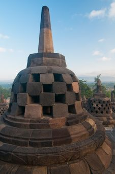 Free Borobudur Temple, Central Java, Indonesia Royalty Free Stock Images - 23904769