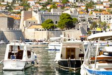 Free Dubrovnik Old Town. Royalty Free Stock Photos - 23904958