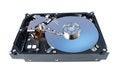 Free Disassemled Hard Disc Isolated Royalty Free Stock Photography - 23910067