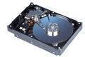 Free Disassemled Hard Disc Isolated Stock Images - 23910084