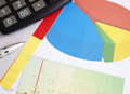 Free Business Graph Documents Stock Photo - 23910250