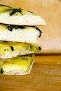 Free Focaccia - Italian Food Royalty Free Stock Photos - 23912588