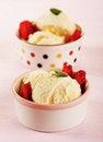 Free Strawberry Ice Cream Royalty Free Stock Photo - 23915695