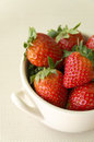 Free Strawberries In Bowl Royalty Free Stock Photography - 23918667
