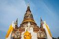 Free White Buddha Statue Royalty Free Stock Image - 23918916