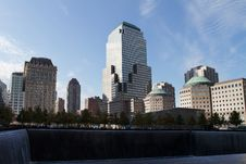 Free Ground Zero Royalty Free Stock Images - 23911289