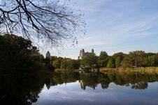 Free Central Park Royalty Free Stock Photo - 23911365