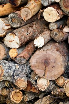 Free Pile Of Wood Stock Images - 23917794