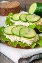 Free Healthy Sandwich Stock Image - 23922791