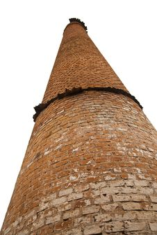 Old Chimney Stock Image