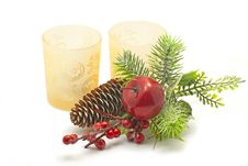 Free Christmas Decorations Stock Photo - 23929160