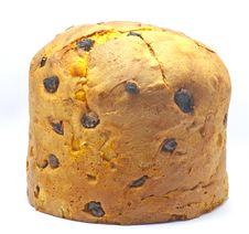 Free Sponge Cake With Raisins Royalty Free Stock Photography - 23929167