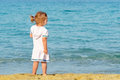 Free Happy Child On The Beach Royalty Free Stock Photo - 23932085