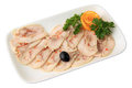 Free Sliced Meatloaf Royalty Free Stock Image - 23934446