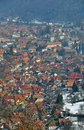 Free Brasov View Panorama Royalty Free Stock Photo - 23938815