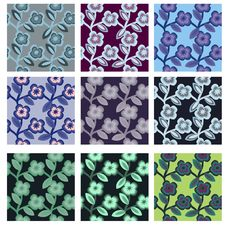 Free Floral Patterns Royalty Free Stock Photo - 23930595
