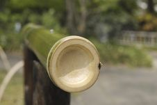 Free Bamboo Pole Royalty Free Stock Photos - 23932328