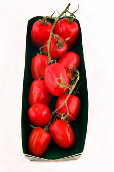 Free Tomatoes Pack Stock Photos - 23933033