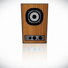 Free Speaker Royalty Free Stock Photo - 23935305