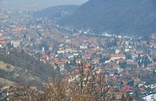 Free Brasov View Stock Photography - 23938692