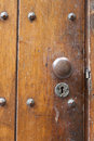 Free Old Door Handle Royalty Free Stock Image - 23948966